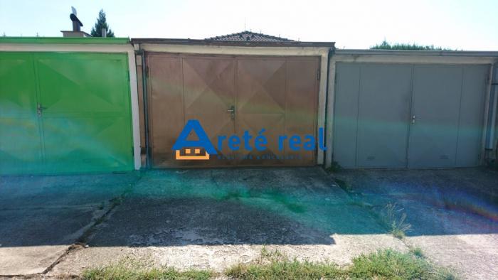 Reality Areté real, Predaj samostatnej garáže s elektrinou v Pezinku