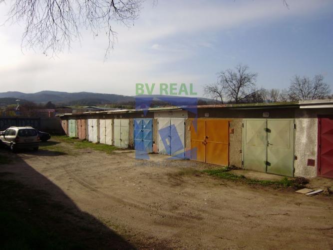 Reality BV REAL Ponúkame na predaj garáž 20 m2 Prievidza 79004