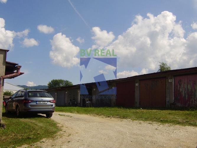 Reality BV REAL Ponúkame na predaj garáž 20 m2 Prievidza 79007