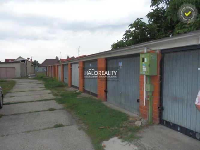 Reality Predaj, garáž Hlohovec, Peter