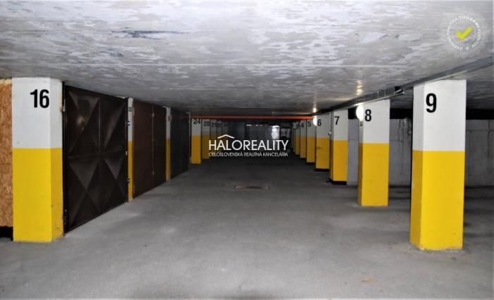 Reality Predaj, garáž Bratislava Vrakuňa, Stavbárska - NOVOSTAVBA