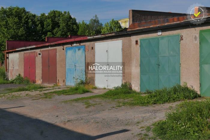 Reality Predaj, garáž Poltár, Sklárska - EXKLUZÍVNE HALO REALITY