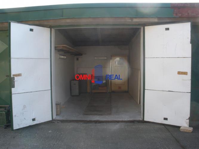 Reality Garáž, Vlčie hrdlo, 19 m2, elektrika, montážna jama, zvýšený strop, pozemok odkúpený do OV