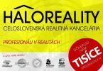 Reality Predaj, garáž Sereď, ul. Železničná - NOVOSTAVBA - EXKLUZÍVNE HALO REALITY