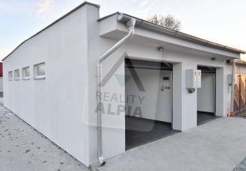 Reality Samostatne stojaca garáž, Komárno, Letecké pole, Slnečná