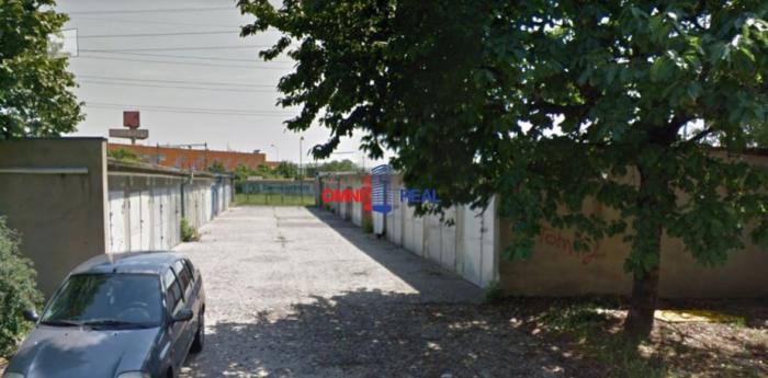 Reality Garáž, Astronomická ul., 19 m2, montážna jama a samostatná pivnica