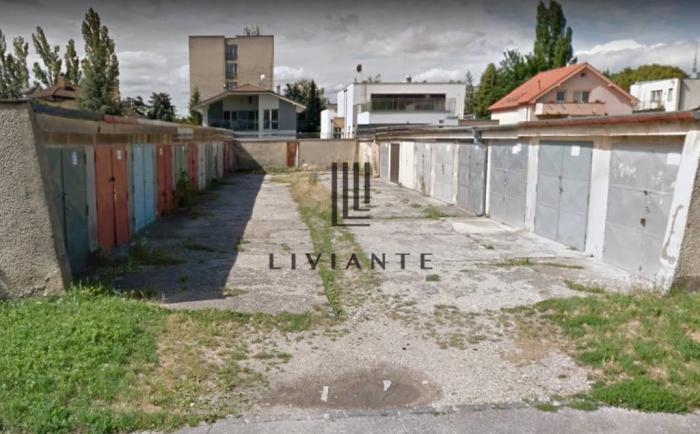 Reality Predaj garáže na ulici A. Murína v Krasňanoch