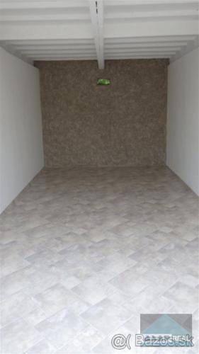 Reality Predaj garáž Čárskeho ul., Košice - Sever 20 m2