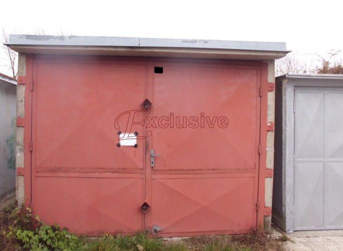 Reality Predám betónovú garáž v Šamoríne