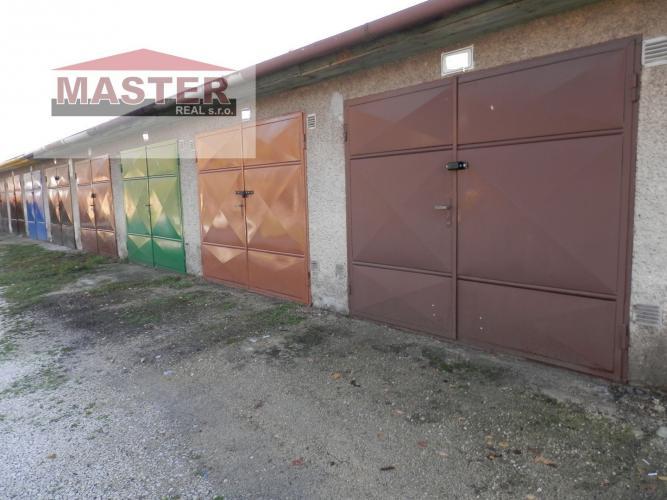 Reality Na predaj garáž 20m2 v Partizánskom