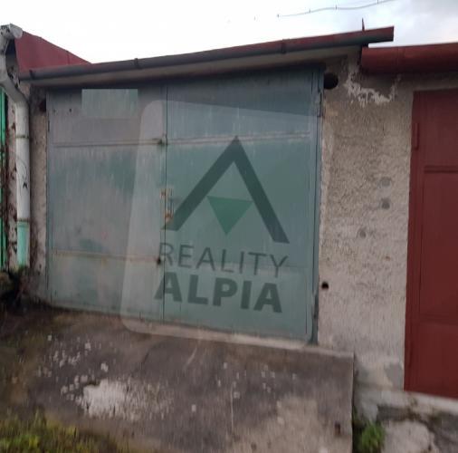 Reality Samostatne stojaca garáž, Prievidza