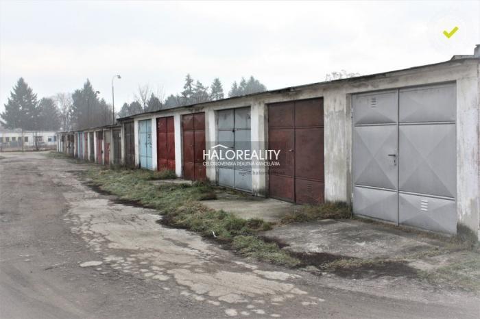 Reality Predaj, garáž Topoľčany, Sídlisko SNP