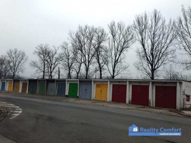 Reality *REZERVOVANÉ* NA PREDAJ, garáž pri Zimnom štadióne, Sihoť II, Trenčín