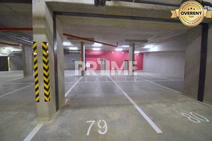 Reality Garážové parkovacie miesto,Zuzany Chalupovej,Slnečnice - Zóna Mesto A3