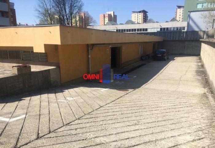 Reality Garážový box, Sekurisova, 16 m2 - elektrika