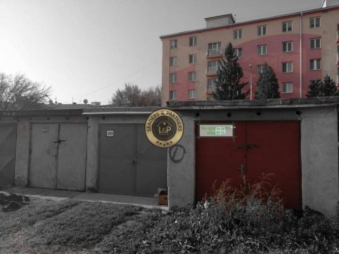 Reality Garáž Košice - Sever, Čárskeho, OV s pozemkom