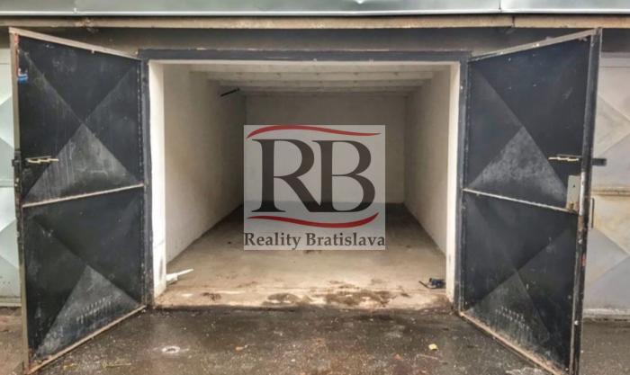 Reality Garáž na Budovateľskej ulici, BA- Ružinov