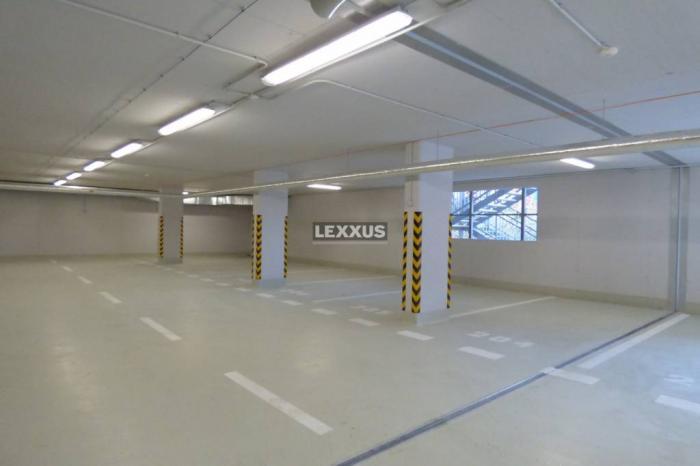 Reality LEXXUS-PREDAJ, garážové státie v novostavbe, 11,78 m2, Dúbravka,BA .IV