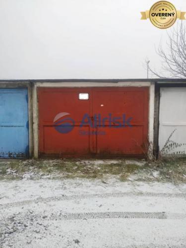 Reality Na predaj- murovaná garáž časť Staré Sídlisko v Prievidzi