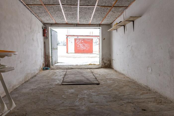 Reality Garáž (22 m2) pri Židovskom cintoríne, Sp. Nová Ves