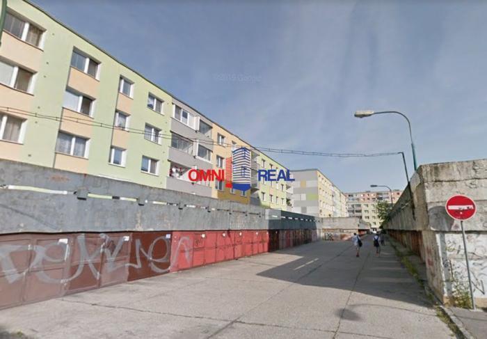 Reality Garáž 15 m2, Dudvážska