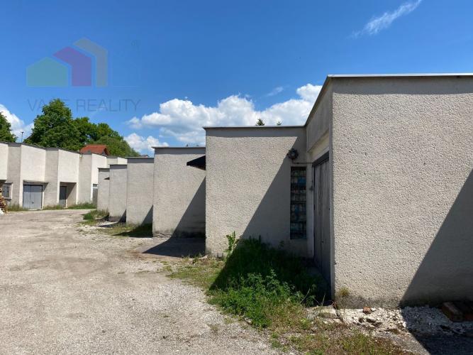 Reality Garáž 22 m2, Myjava, Kopánka