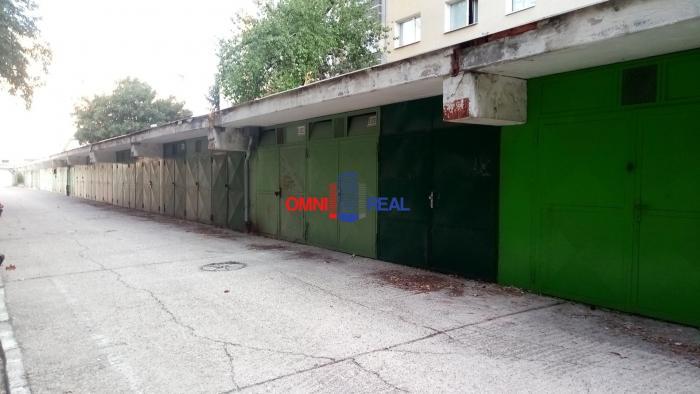 Reality Ponuka - prenájom garáže, Hnilecká ul. - 12 m2