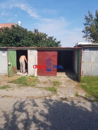 Reality Garáž na prenájom, Agátová -Pri technickom skle, 29 m2